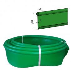 Бордюр лента Кантри МАКСИ садовый пластиковый зеленый Б-1000.23.14-ПП