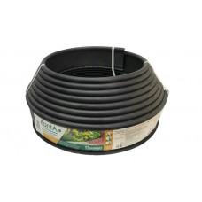 Бордюр Канта (KANTA) SP Б-1000.10.02-ПП пластиковый черный 82552-Ч