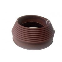 Бордюр Канта (KANTA) SP Б-1000.10.02-ПП пластиковый коричневый