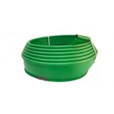 Бордюр Канта (KANTA) SP Б-1000.10.02-ПП пластиковый зеленый