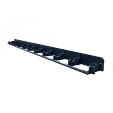 Бордюр ландшафтный SP Б-100.05.08-ПП пластиковый черный L1000 арт. 82468 – высота 45 мм